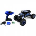 iMex Toys CONQUEROR 4x4 2,4Ghz 1:18 RTR crawler modrý
