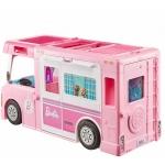Mattel Barbie Karavan snů 3v1 Super Camper GHL93