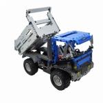Double Eagle Stavebnice Dump Truck auto na dálkové ovládání RTR 1:14