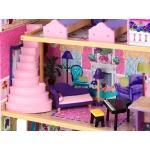 Derrson XXL dřevěný domeček pro panenky Jacqueline