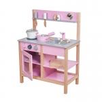 Derrson Dětská dřevěná kuchyňka Princess