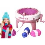 iMex Toys Dětský pletací stroj