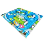 iMex Toys Vodní dráha Fish Waterpark