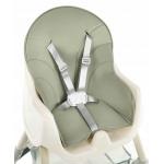 Kruzzel 12059 Jídelní židlička 3 v 1 zelená