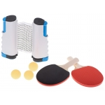 KIK KX6179 Sada na stolní tenis - síťka a pálky s míčky