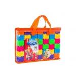 Doris barevné konstrukční kostky Color Blocks 182 ks