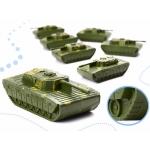 iMex Toys Sada plastových vojáčků s příslušenstvím 307 dílů