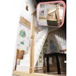 Derrson XXL dřevěný domeček 120cm Magical Dream