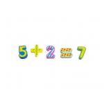 ISO 14844 Dřevěná vkládačka ovoce, čísla, kruhy