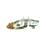 ISO 9417 Dinosauří autodráha 142 dílků