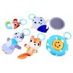 iMex Toys Dětská podložka na hraní Forest