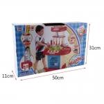 KIK Velká kuchyňka pro děti v kufříku