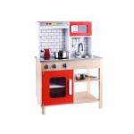 iMex Toys dřevěná kuchyňka s vybavením Emily