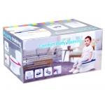 iMex Toys dětský nočník se zvuky a vybavením bílo-modrý