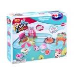 iMex Toys Křeččí autodráha se zmrzlinou