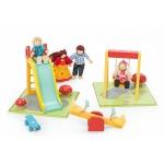 Le Toy Van Venkovní set - hřiště