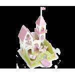 Le Toy Van dřevěný domeček pro panenky - palác pro víly Fairybelle Palace