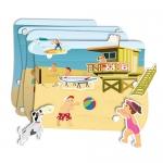 Scotchi Pláž 3D