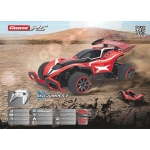Carrera RC Buggy Red Jumper 2,4 GHz