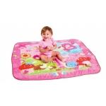 Tiny Love Hrací deka s hrazdou Gymini Tiny Princess Move&Play