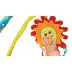 Tiny Love Hrací deka s hrazdou Slunečný den