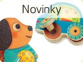 Novinky 2015  hračky